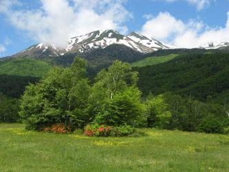 노리쿠라다케 乗鞍岳 Mt. Norikuradake