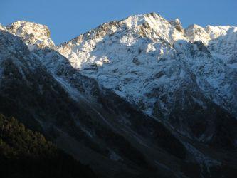 북알프스 호타카다케 北アルプス 穂高岳 Mt.Hotakadake