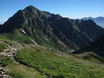 북알프스 츠루기다케 北アルプス 剱岳 Mt.Tsurugidake