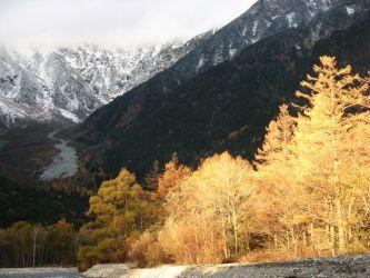 북알프스 가미코치 北アルプス 上高地 Kamikochi