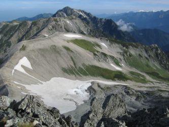 북알프스 다테야마 츠루기다케 北アルプス 立山 剱岳 Mt,Tateyama Mt.Tsurugidake